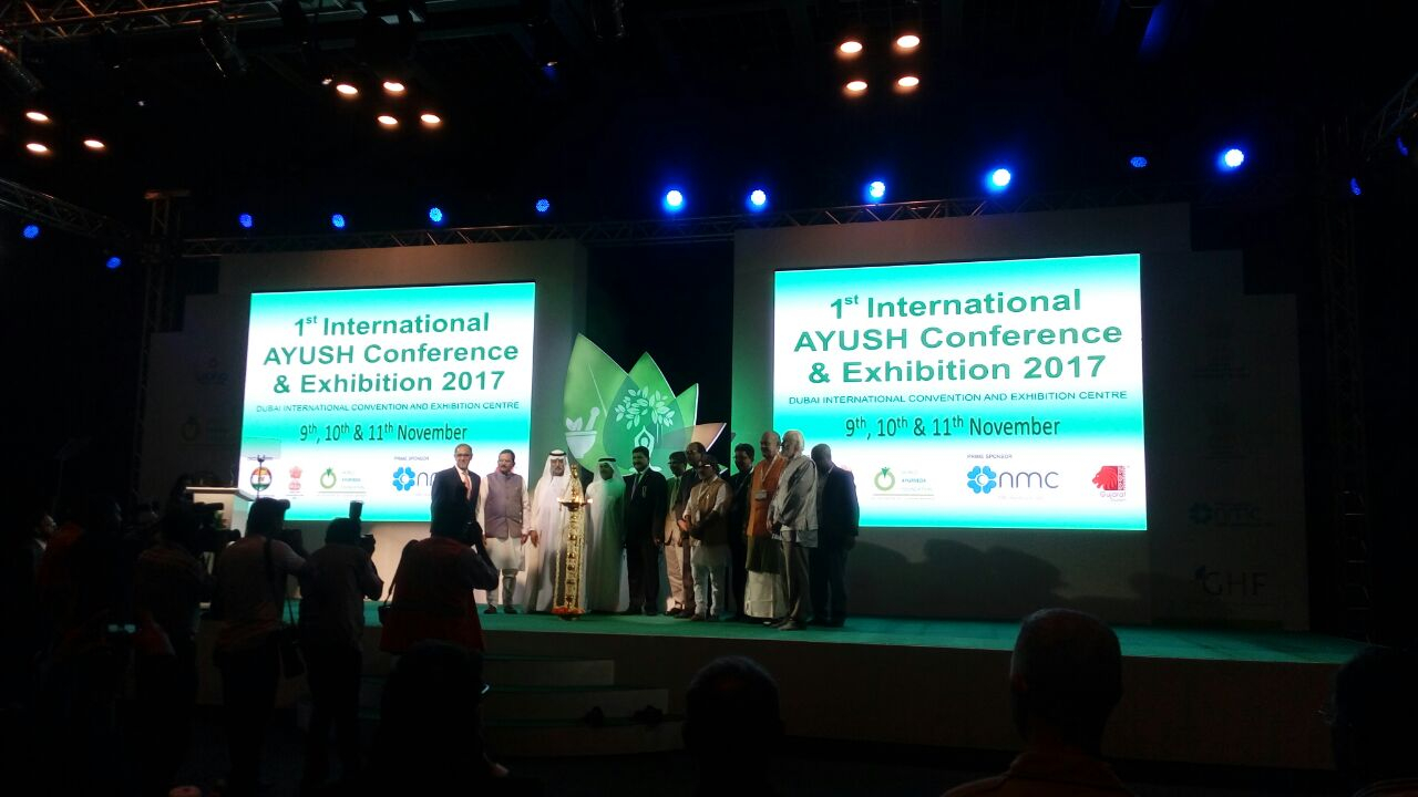 First International AYUSH Conference and Exhibition 9-11 Nov 2017,Dubai