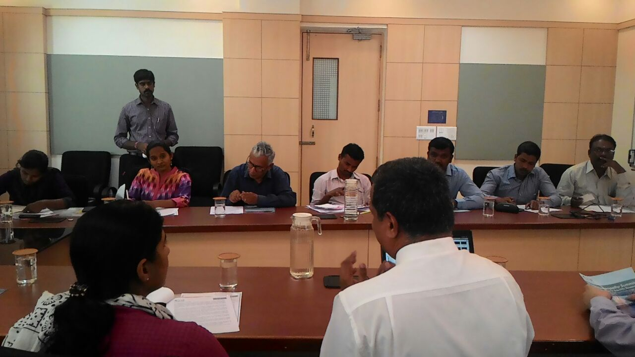 IISC Bangalore press meet announcing the discovery of Nanoparticles in all homeopathic potencies, 2 April 2015