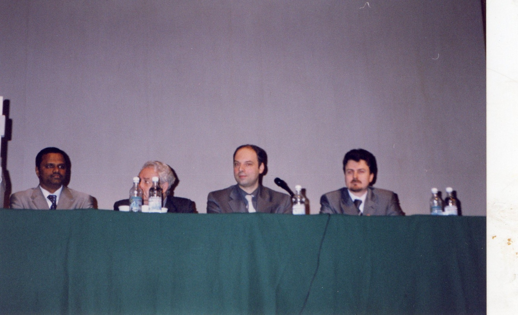 Invited Speaker for Moscow Homeopathic Conference, Moscow, Feb 2004